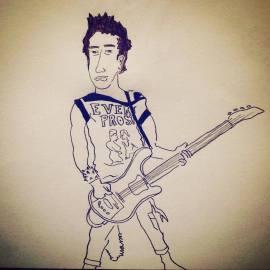 Paul Simonon (The Clash)
